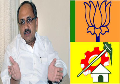 siddharth nath singh said tdp bjp wife and husband relationship