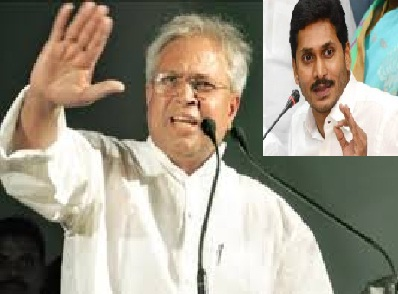 undavalli said jagan special status trying waste