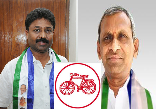 ysrcp mla's suresh and venkata reddy prakasam district jump tdp