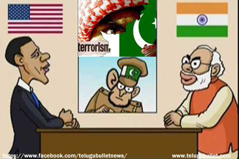 india demand america spreading world wide pakistan terrorists country