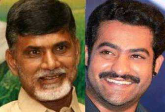 party leaders around ntr