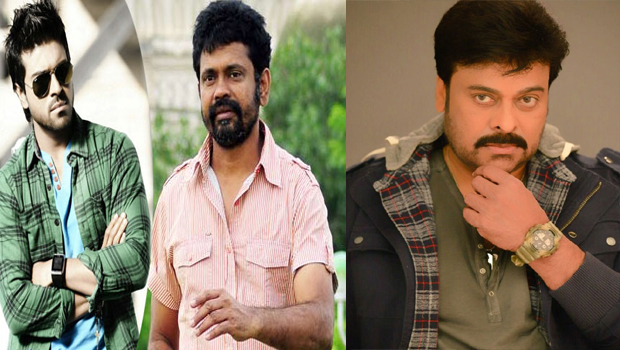 ram charan sukumar movie going to sets slow because chiranjeevi