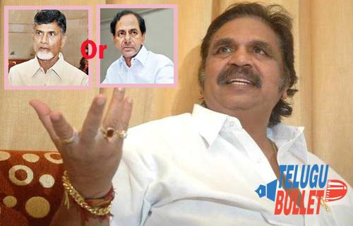 dasari narayana said fault words cm kapu meeting
