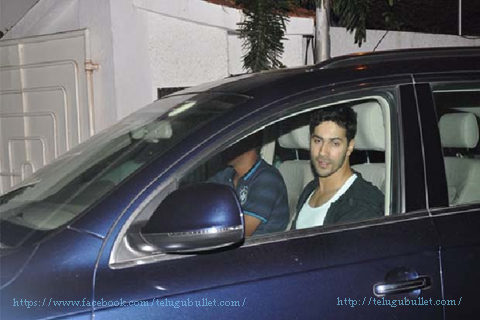 varun dhawan met accident