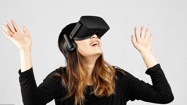 virtual reality headset feeling like new world