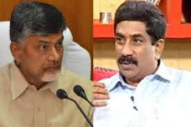 chandrababu should change by radhakrishna