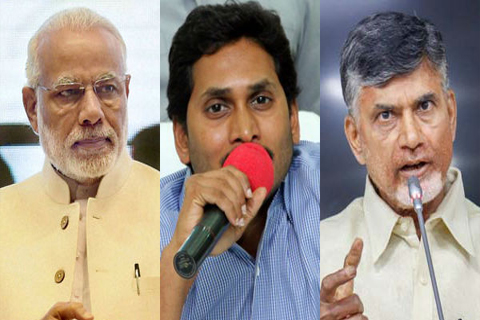 jagan chandrababu wrote letter modi shocked