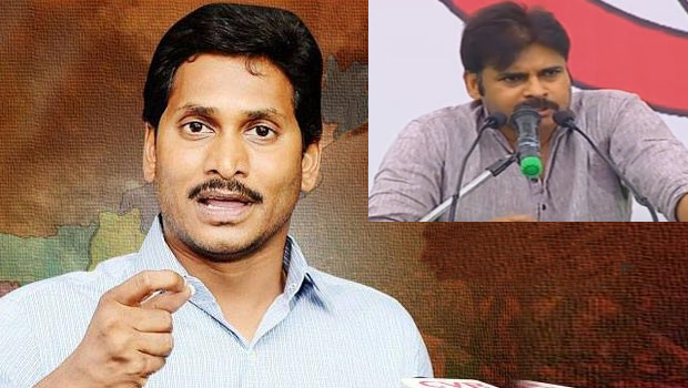 jagan sketch to pavan special status