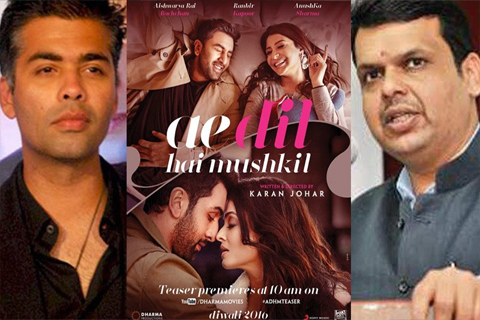 aishwarya rai ae dil hai mushkil movie release green signal