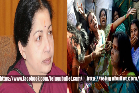 jayalalitha fans two people suicide demand cm health
