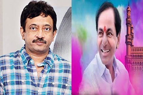 ram gopal varma said do kcr biopic movie