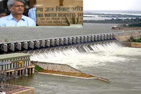krishna tribunal say share water ap and telangana