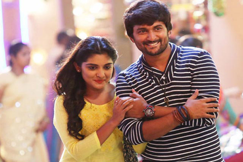 nivetha thomas act nani new movie