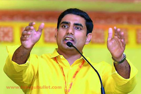 lokesh speech kl university warning tdp leaders