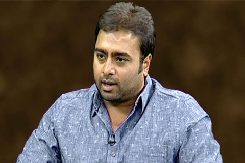 nara rohit said about background