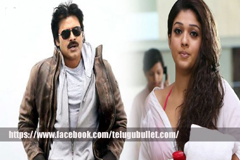 pawan kalyan am ratnam new movie heroine nayanatara
