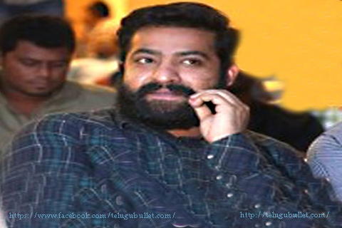 ntr beard look new movie purpose