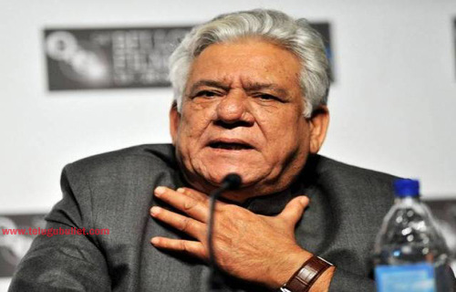 ompuri ask apology indian army
