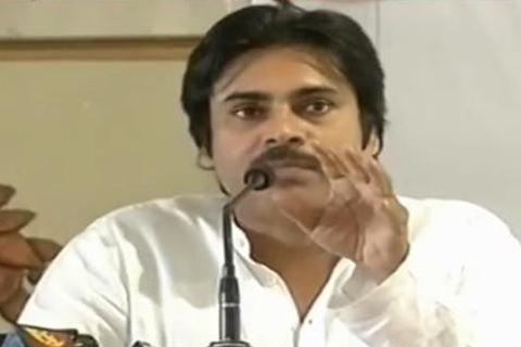 pawan kalyan said  janasena party ready to election