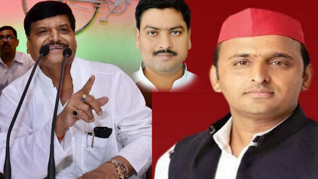 shivpal yadav target on minister pawan pandey uttar pradesh