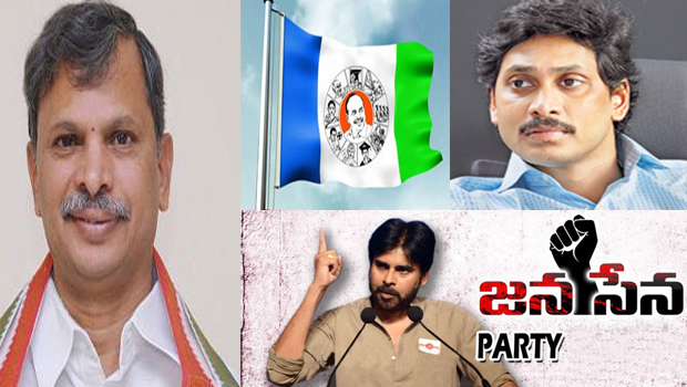 congress leader tulasi reddy said about janasena party ysrcp party
