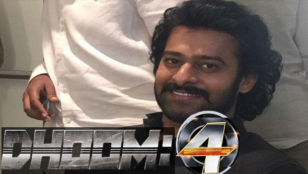 prabhas clarity about dhoom 4 movie