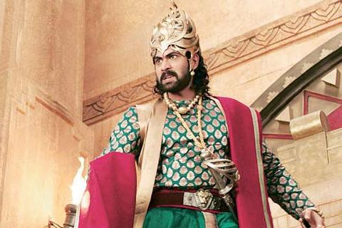 rana again act mythological movie