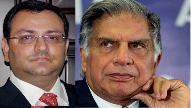 cyrus mistry removed as tata sons ratan tata takes over as chairman