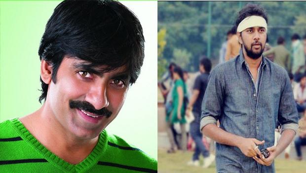 ravi teja with chandu mondeti movie