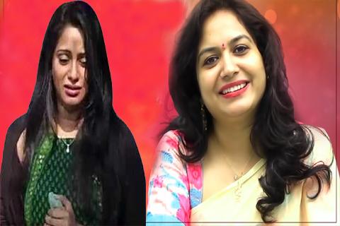 singers sunitha anchor udaya bhanu cold war