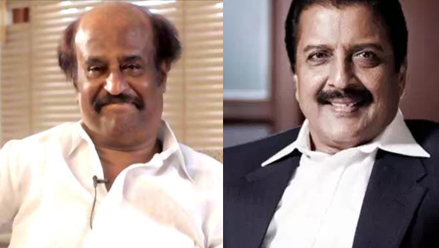 surya father siva kumar help to rajinikanth
