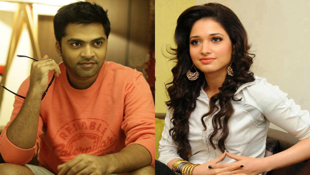 tamanna love affair with simbu