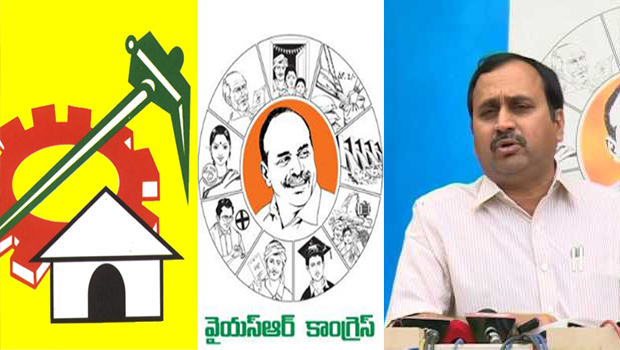 ysrcp party win mangalagiri vice president elections by alla rama krishna reddy