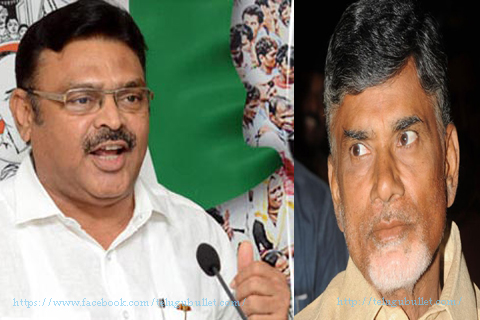 ysrcp party ambati rambabu said chandrababu chief security officer nagendra