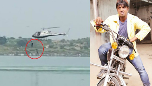 stunt men fell from helicoter and dead,stunt men dead,fell from helicopter,stuntmen dead in a shooting