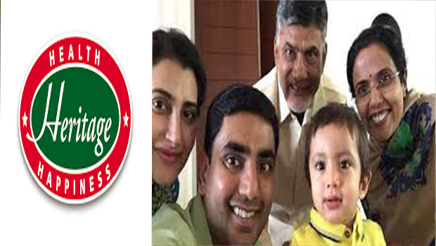 chandrababu responsibility towards family is heritage