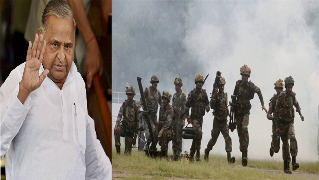 the-idea-of-surgical-strikes-by-mulayam-singh