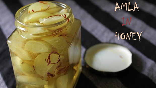 health benefits of eating honey and amla