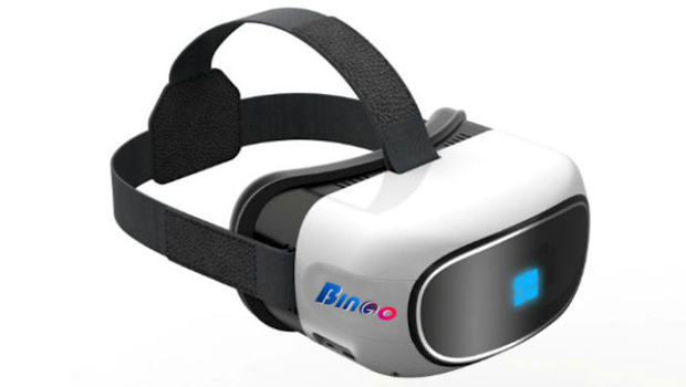vr headset with wifi connection