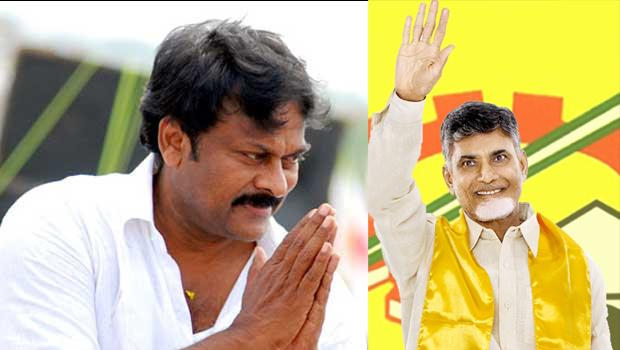 chiru again central minister through tdp party