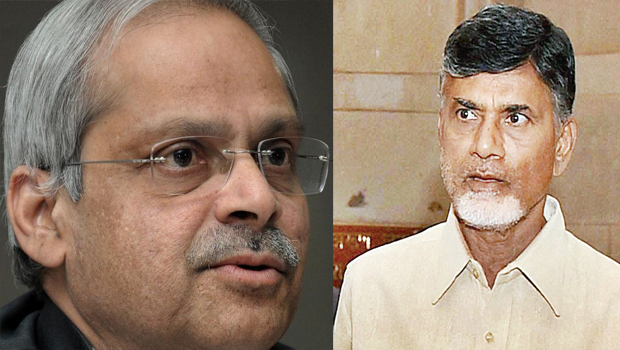 chandrababu naidu use and through to parakala prabhakar