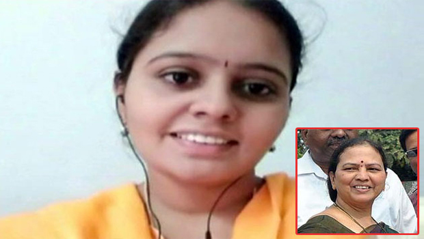 profesor lakshmi in ap police custody