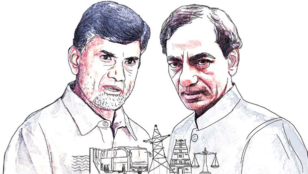 one more issue between andhra and telangana