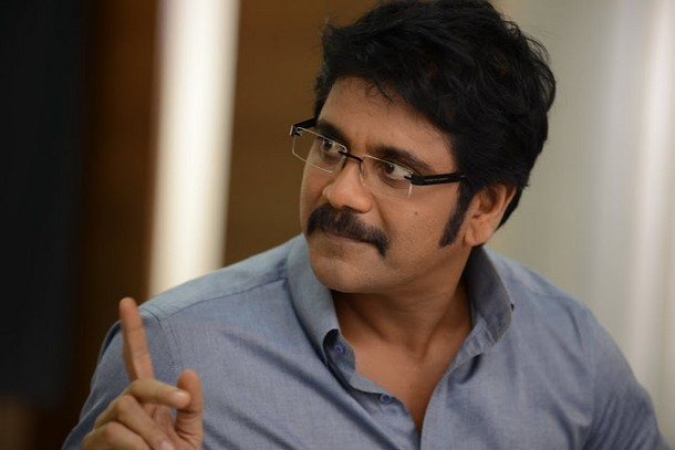 Nagarjuna Once Again Doing Police Character.