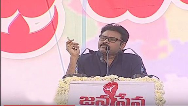 pawan kalyan gain maturity level in anantapur meeting