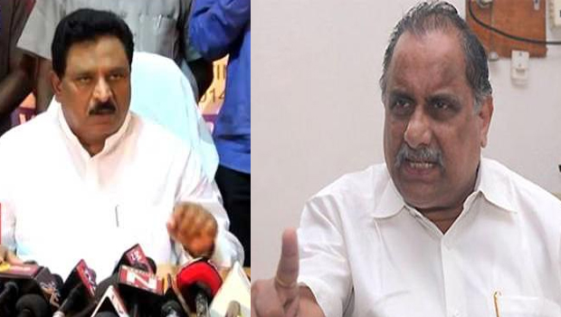 home minister chinna rajappa no permission to mudragada padayatra