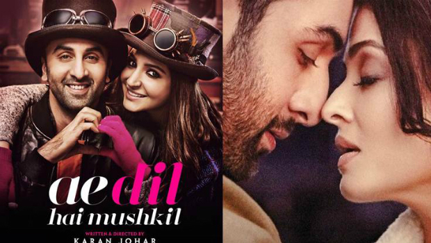 aishwarya rai ae dil hai mushkil movie crossed 100 crores