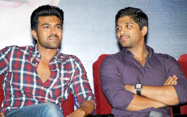 Is Charan Missed Super Hit Movie Sarrainodu..?.