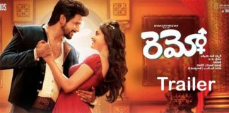 remo movie telugu latest trailer