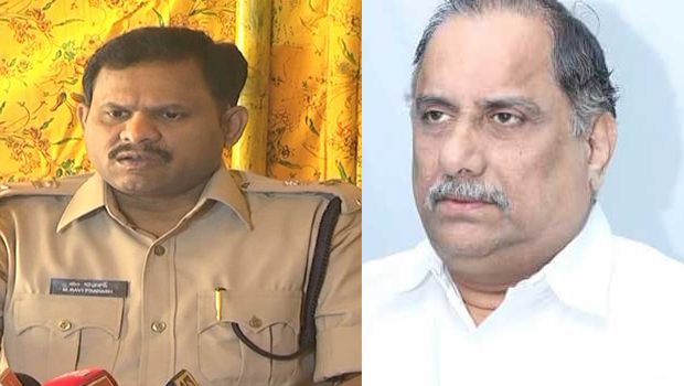 polices house arrest to mudragada